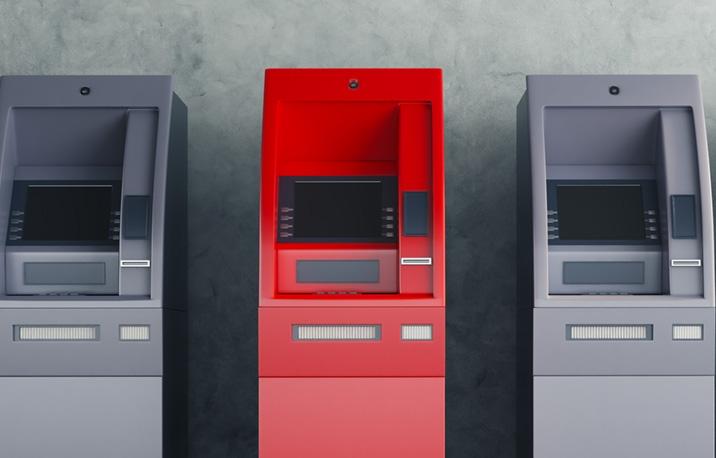 ATM自動運行